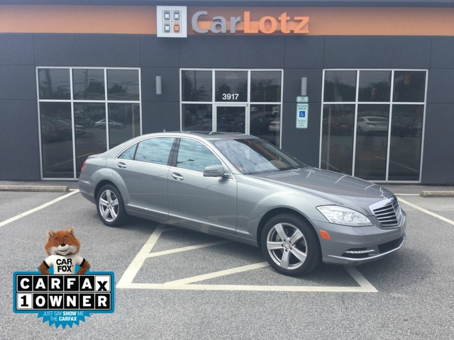 Pre Owned 2013 Mercedes Benz S Class S 550