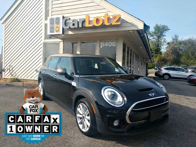 Pre Owned 2016 Mini Cooper Clubman S Wagon In Richmond Wb6463 Carlotz