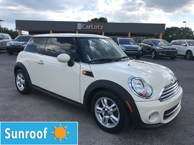 Pre Owned 2013 Mini Cooper Hardtop Coupe In Tb2244 Carlotz