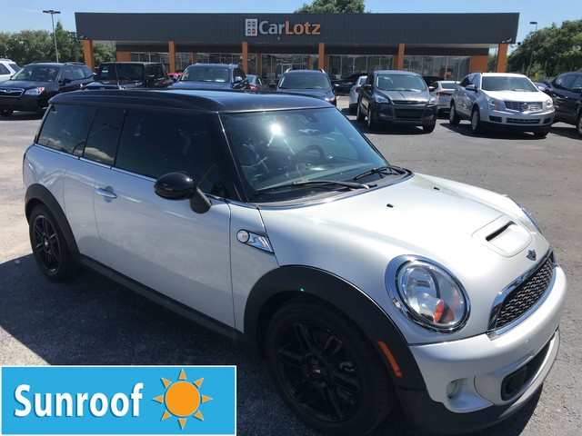Pre-Owned 2013 MINI Cooper Clubman S