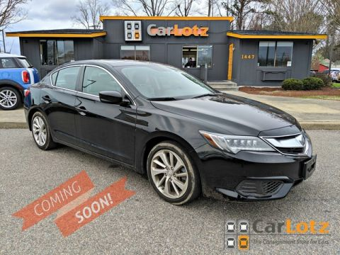 Pre-Owned 2016 Acura ILX w/Technology Plus Pkg