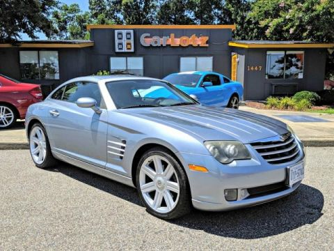 Pre-Owned 2004 Chrysler Crossfire LHD