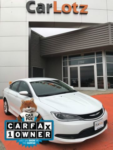 Pre-Owned 2017 Chrysler 200 LX