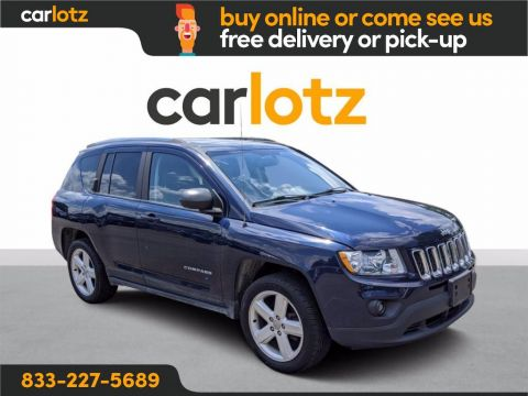 2013 Jeep Compass Limited 4WD Sport Utility