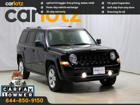 Pre-Owned 2015 Jeep Patriot Limited