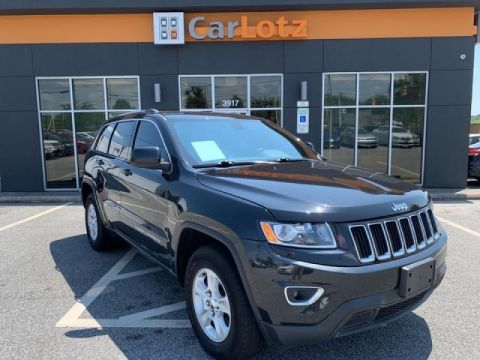 Pre-Owned 2015 Jeep Grand Cherokee Laredo