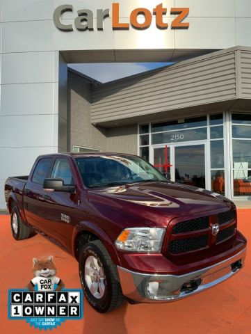 Pre-Owned 2016 Ram 1500 Outdoorsman