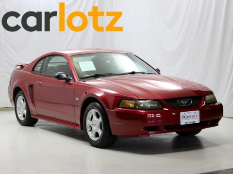 Pre-Owned 2003 Ford Mustang Standard