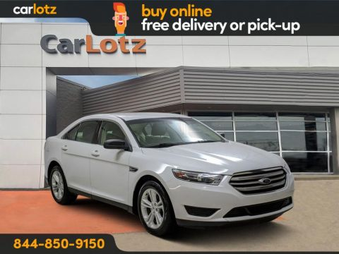2016 Ford Taurus SE FWD 4dr Car