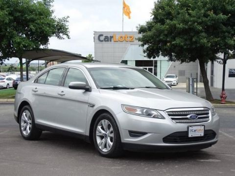 2012 Ford Taurus SEL FWD 4dr Sdn FWD