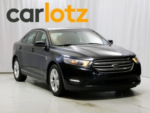 Pre-Owned 2014 Ford Taurus SEL