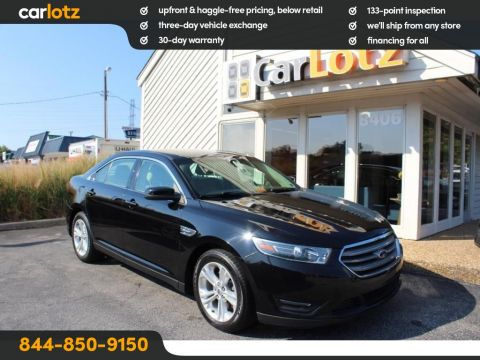 2016 Ford Taurus SEL AWD 4dr Car