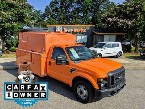 Pre-Owned 2008 Ford F-350 Super Duty XL