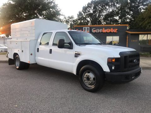 Pre-Owned 2008 Ford F-350 Super Duty XLT