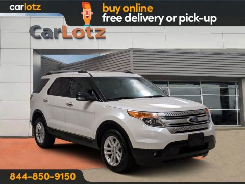 2015 Ford Explorer XLT 4WD Sport Utility