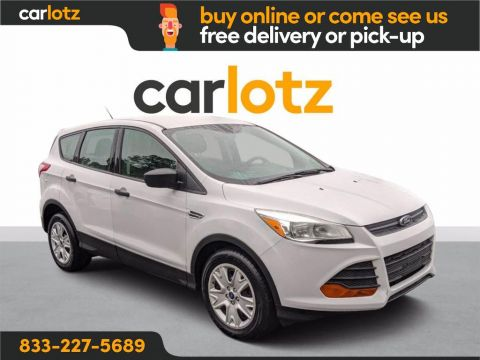 2016 Ford Escape S FWD Sport Utility