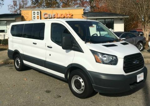 Pre-Owned 2016 Ford Transit Wagon XL