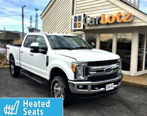 Pre-Owned 2017 Ford Super Duty F-250 XLT 4WD