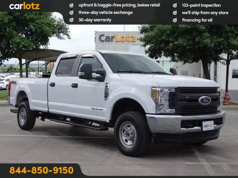 Pre-Owned 2018 Ford F-250 Super Duty XL