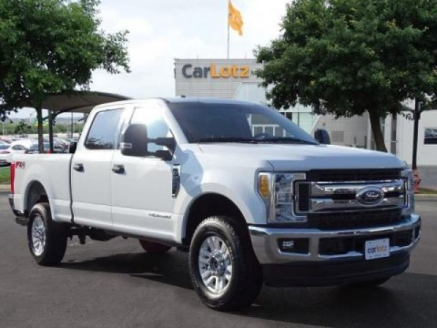 2017 Ford F-250 Super Duty Lariat 4WD