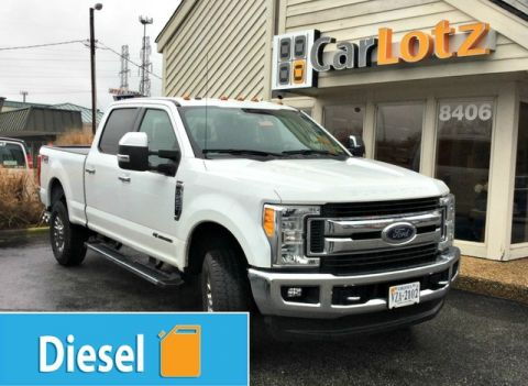 Pre-Owned 2017 Ford Super Duty F-250 XLT 4WD Turbo Diesel