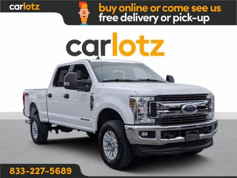 2019 Ford F-250 Super Duty XLT 4WD 4WD Crew Cab 6.75' Box