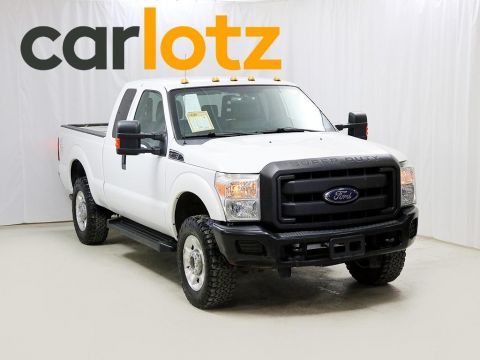Pre-Owned 2011 Ford F-250 Super Duty XLT