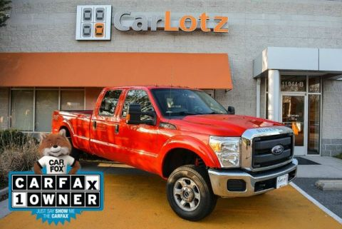 Pre-Owned 2016 Ford Super Duty F-350 SRW XL