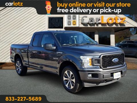 2019 Ford F-150 XL 4WD Extended Cab Pickup