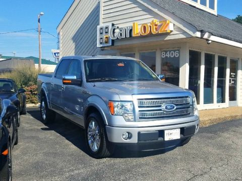 Pre-Owned 2011 Ford F-150 Platinum 2WD