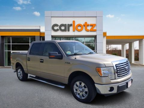 2011 Ford F-150 XLT RWD 2WD SuperCrew 145