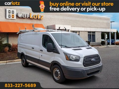 2015 Ford Transit Van T-150 Low Roof 60/40 Base