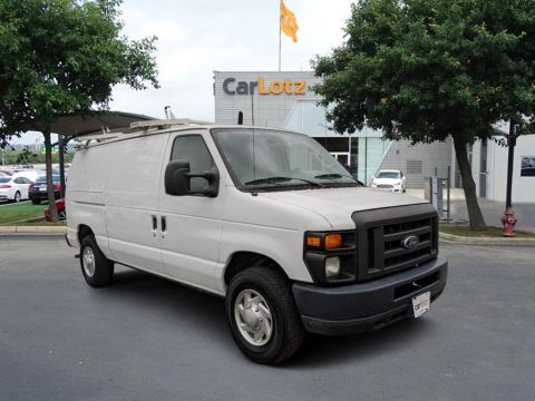 2014 Ford Econoline E250 Commercial