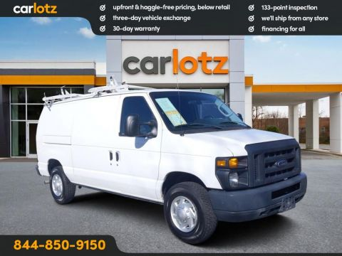 2013 Ford Econoline E250 Commercial