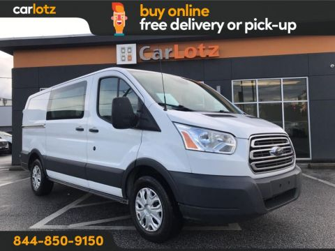 2016 Ford Transit Van T-150 Low Roof Slide Base