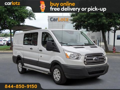 2018 Ford Transit Van T-250 Low Roof 60/40 Base