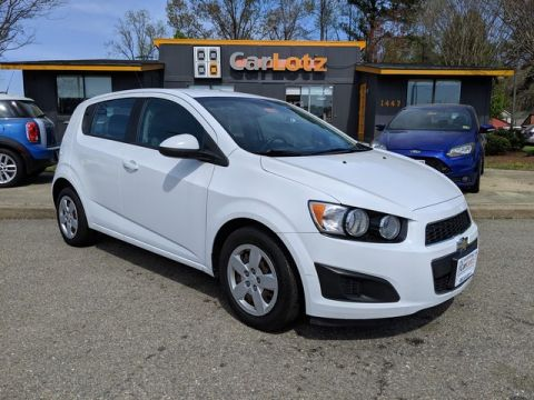 Pre-Owned 2013 Chevrolet Sonic LS