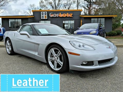 Pre-Owned 2009 Chevrolet Corvette w/1LT