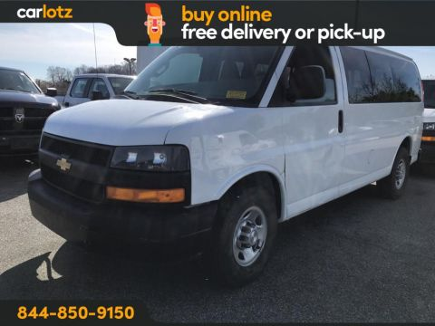 2018 Chevrolet Express 2500 LS