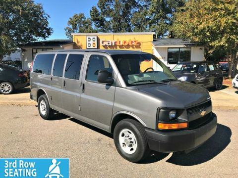 Pre-Owned 2011 Chevrolet Express Passenger 1LS