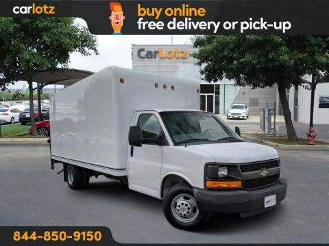 2013 Chevrolet Express 3500 Work Van 177 in. WB