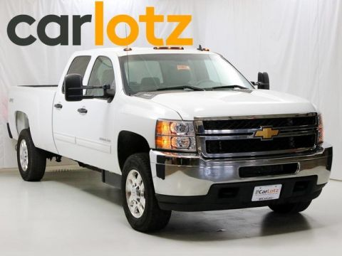 Pre-Owned 2013 Chevrolet Silverado 3500HD LT