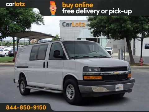 2018 Chevrolet Express 2500 Work Van
