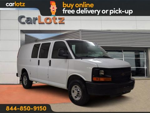 2014 Chevrolet Express 2500 Work Van