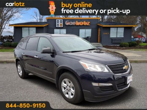 2017 Chevrolet Traverse LS AWD Sport Utility