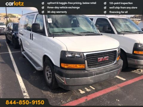 Pre-Owned 2018 GMC Savana 2500 Base