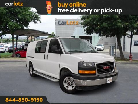 2018 GMC Savana 2500 Base