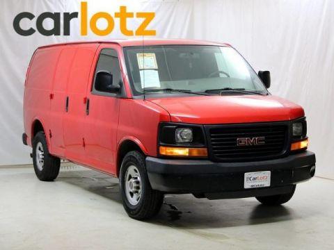 2014 GMC Savana 3500 Base