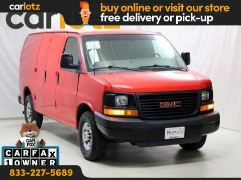 2013 GMC Savana 3500 Base