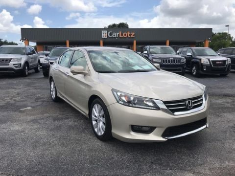 Pre-Owned 2015 Honda Accord EX